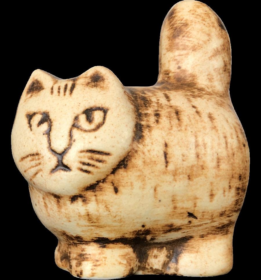 Stående katt från Lisa Larson